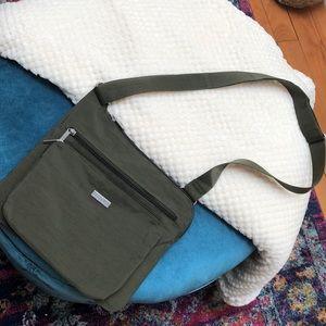 Olive Green Cross body Baggallini purse